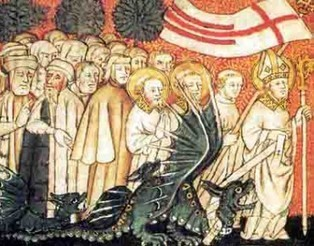 Le Vatican admet finalement que les dragons n'ont « peut-être » pas existé | Catholic church | Scoop.it