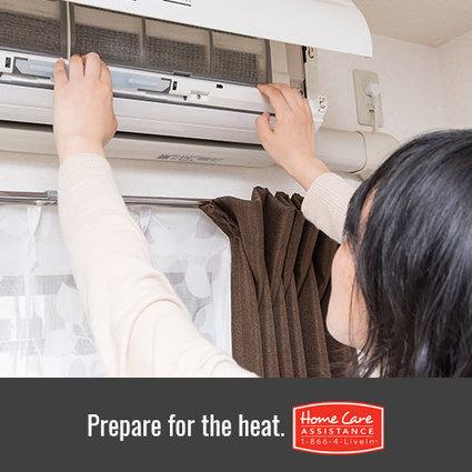 Senior Summer Heat Tips | Home Care Assistance of Scottsdale | Scoop.it