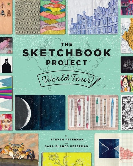 The #Sketchbook #Project Publishes a Printed Glimpse Into Their Global Sketchbook Community. #art | Luby Art | Scoop.it