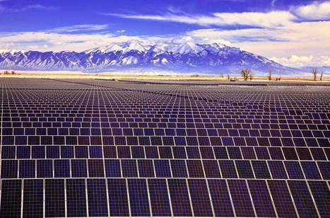 Chile just signed the cheapest unsubsidized power in the world at ¢2.91/kWh. Of course, it's solar energy | Exploring Our Environment, Nature & Life | Scoop.it