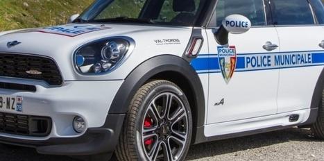 Une Mini Countryman ALL4 de 218ch pour la police municipale de Val Thorens | tourisme 2013 | Scoop.it