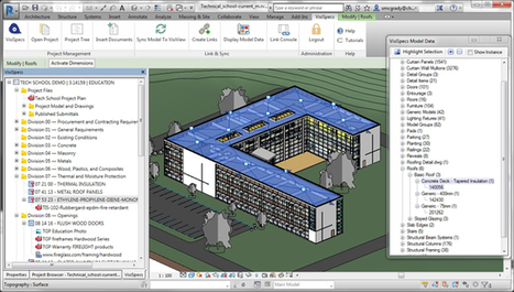 Chalkline Introduces VisiRevit 2017 With Support To Revit 2017  | BIM Forum | Scoop.it