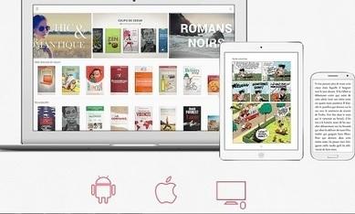 Abonnement ebook illimité – Le modèle Youboox est validé | L'édition numérique pour les pros | Scoop.it