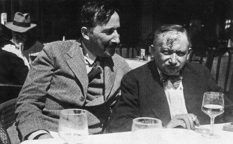 Roth et Zweig sans pitié dangereuse | Archives  de la Shoah | Scoop.it