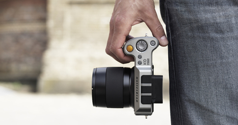 Mirrorless Medium Format is Here: Hasselblad Unveils the X1D | CLOVER ENTERPRISES ''THE ENTERTAINMENT OF CHOICE'' | Scoop.it