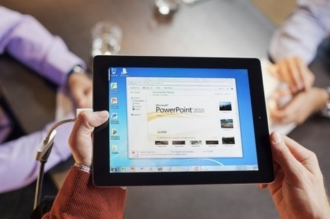 OnLive brings cloud-based Windows apps to the iPad | Cloud Computing the future or Not so much? | Scoop.it