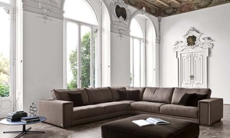 Suggestions for Amazing Living Rooms with Large Windows | Designing Interiors | Scoop.it