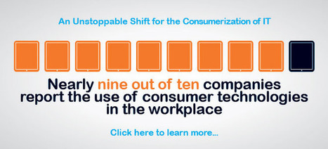 Survey - Dispelling Six Myths about Consumerization of IT | Consumerization of IT | Scoop.it