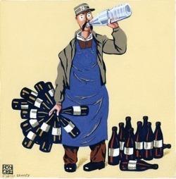Le vin s'offre une expo à la Galerie Glénat à Paris | Wine and the City - www.wineandthecity.fr | Scoop.it