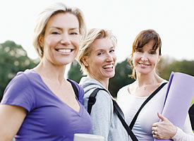 Healthy Lifestyle During Menopause May Decrease Breast Cancer Risk Later On | Self-healing power with juicing | Scoop.it