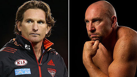 James Hird and I had poolside 'talks', biochemist Shane Charter says | RLWorldGroup | Scoop.it