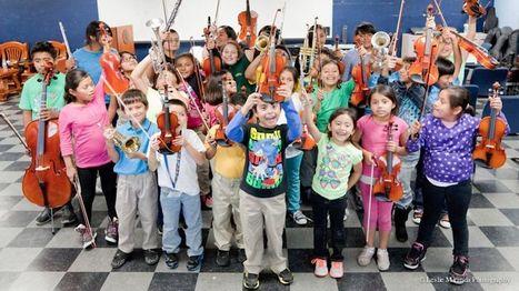 Enriching Underserved Neighborhoods With Music Education | FMF | Scoop.it
