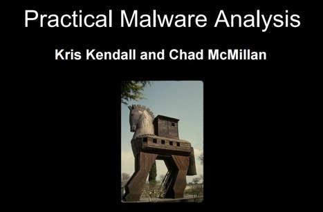 Practical Malware Analysis .pdf - Black Hat | For a best consideration of Cybersecurity challenges in Africa | Scoop.it