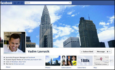 Vadim Lavrusik: 10 ways journalists can use Facebook | Social Media and Journalists | Scoop.it