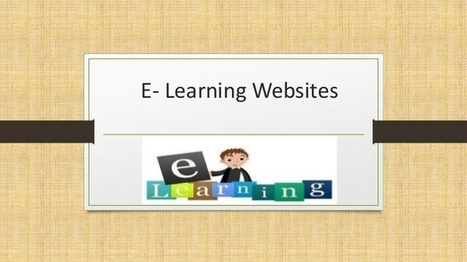 5 Things To Be In Mind Choosing E Learning Website for Kids | E-learning Solutions Company Mumbai India | Scoop.it