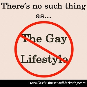 There's no such thing as the 'gay lifestyle' | LGBT JobMingler | Scoop.it