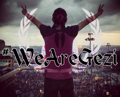 #WeAreGezi | Lets Talk about it EH? | Scoop.it