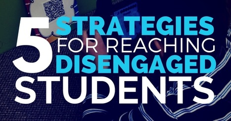 5 Strategies for Reaching Disengaged Students: Guest Post by Erin Beattie from Mrs. Beattie's Classroom | Cool School Ideas | Scoop.it