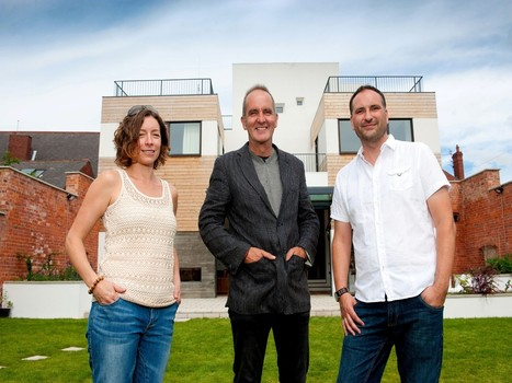 Sneak peek at the first episode of Grand Designs   Architecture and Architectural Jobs   Scoop.it