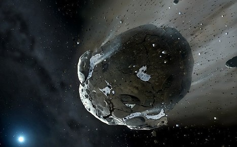 Rocky, water-rich world found in outer space - Telegraph | Outer Space - SSMS | Scoop.it