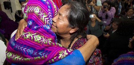 Victory for indigenous women held in sexual slavery during Guatemala's civil war | Fabulous Feminism | Scoop.it