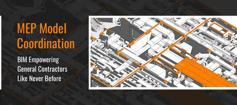 MEP coordination through BIM | Architecture Engineering & Construction (AEC) | Scoop.it