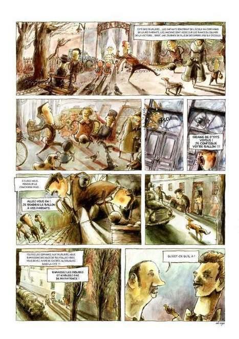 Mes sorties BD de 2011 à 2013 | Bande dessinée et illustrations | Scoop.it