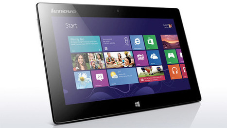 Lenovo Miix 10 Windows 8 tablet now on sale, slated to ship on August 16th - Engadget | Microsoft | Scoop.it