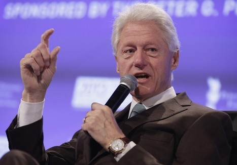 DNC launches voter expansion push with a hand from Bill Clinton | DidYouCheckFirst | Scoop.it
