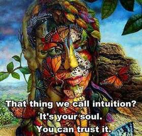 Intuition and the Soul... - Paul DeBlassie III, Ph.D. Psychologist/Writer | World Spirituality and Religion | Scoop.it