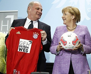 Descubren fraude fiscal del Presidente del Bayern de Munich. | Futbol | Scoop.it