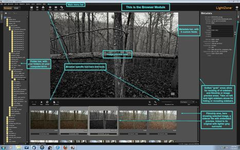 Lightzone - free, open source alternative to Lightroom   photography   Scoop.it