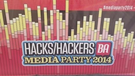 El nuevo encuentro de Hack/Hackers Buenos Aires contará con más de 30 expositores internacionales | Creatividad en la Escuela | Scoop.it