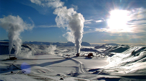 Iceland successfully tests the first magma-enhanced geothermal power rig - Geek   Reality Bytes   Scoop.it