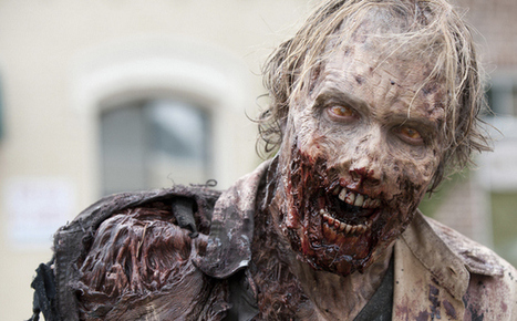 Zombie trend: Why undead is the new black - Entertainment Weekly | Zombie Mania | Scoop.it