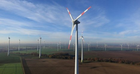 Amazon Cloud Gets a Little Greener with Indiana Wind Farm Deal | Bat Biology and Ecology | Scoop.it