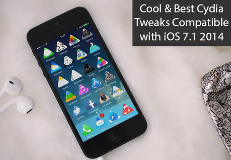 Top 20 Cool Cydia Tweaks iOS 7.1 2014 - Eyngn | iCydiaOS | Scoop.it