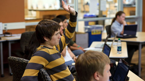 How to Design a Classroom Built on Inquiry, Openness and Trust | Ed World | Scoop.it