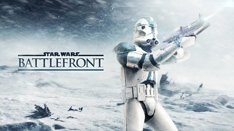 Admirez Star Wars Battlefront en 4K grâce à ces screenshots PC | And Geek for All | Scoop.it