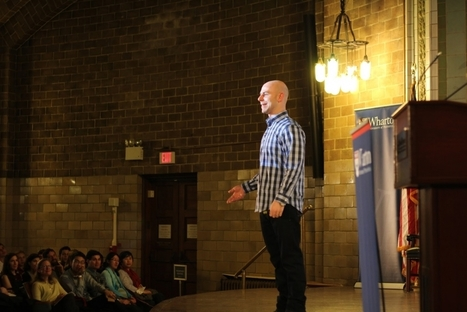 Adam Grant reveals keys to #creativity | Creativity and Learning Insights | Scoop.it