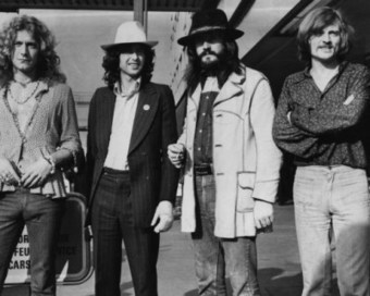 Led Zeppelin Tour Poster Sells For $2200 on eBay - Ultimate Classic Rock | Rock Show | Scoop.it