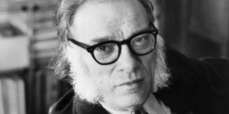 Isaac Asimov's Predictions For 2014 From 50 Years Ago Are Eerily Accurate | Educational technology , Erate, Broadband and Connectivity | Scoop.it
