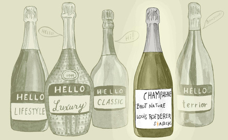 PUNCH | Growing Pains: The Shifting Image of Champagne | Grande Passione | Scoop.it