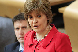 Nicola Surgin into poll position among politicians | YES for an Independent Scotland | Scoop.it