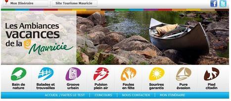 Classement comparatif de la présence médias sociaux des Associations touristiques régionales au Québec • Michelle Blanc | etourisme | Scoop.it
