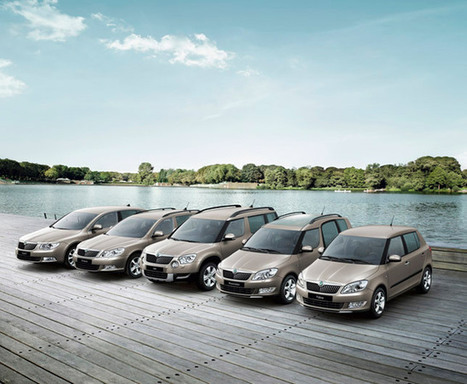 Skoda celebrate being No.1 in Customer Service | Automotive Customer Experience Excellence | Scoop.it