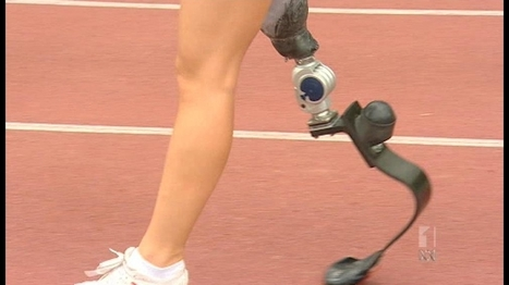 Prosthetic technology may give Paralympic advantage - ABC Online | Born Just Right | Scoop.it
