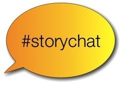 #StoryChat - A Storytelling Tweetchat from Stipple | Stipple Blog | Narratology & Narremes | Scoop.it