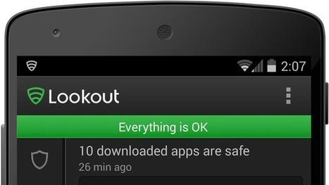 Security App Lookout Attracts $150 Million in Venture Capital | American economics | Scoop.it