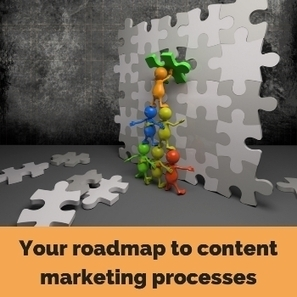 Your Roadmap to Content Marketing Processes | Digital-News on Scoop.it today | Scoop.it